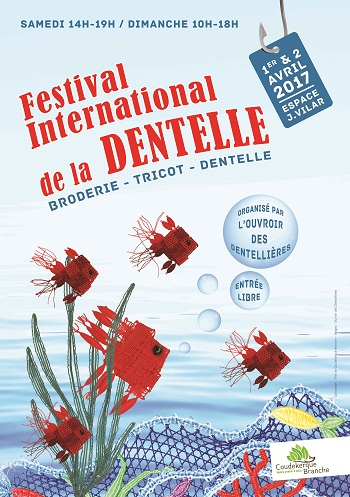 Festival international de la dentelle